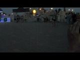 Пивная вечеринка.Мы на горе Олимп. Геленджик 2012.