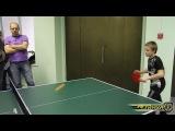 Турнир по наст.теннису в детском доме. 18/11/12
